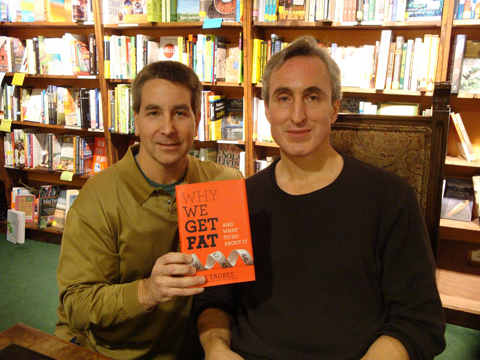 Gary Taubes and Dr. Jeffry Gerber